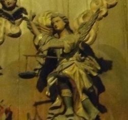Anjo balanca