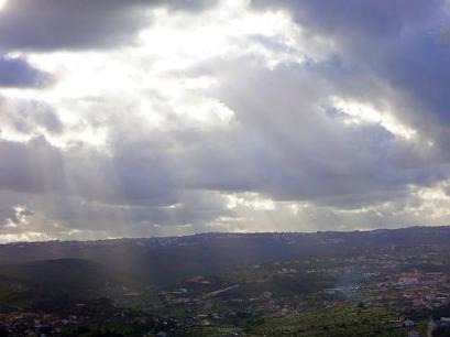 Vista de Ourém