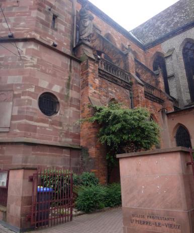 Igreja protestante S Pedro